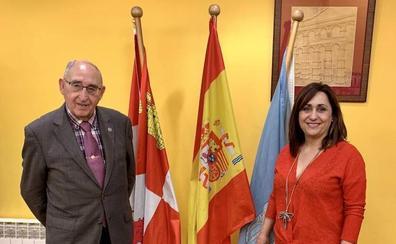 El centenario de la casa segoviana de Valladolid se acuerda de Cuéllar