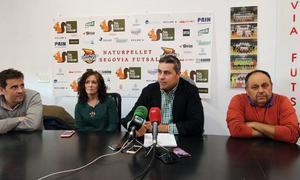 La directiva del Naturpellet Segovia se defiende ante las acusaciones de sus jugadores