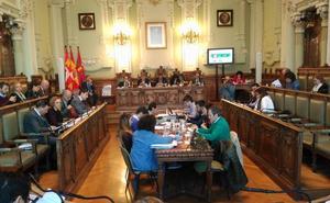 Cs saca adelante una moción enmendada para mejorar la limpieza en Valladolid entre críticas a su crisis interna