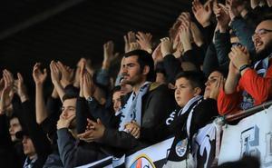 El Salamanca CF regalará una entrada a cada abonado para recibir al Pontevedra