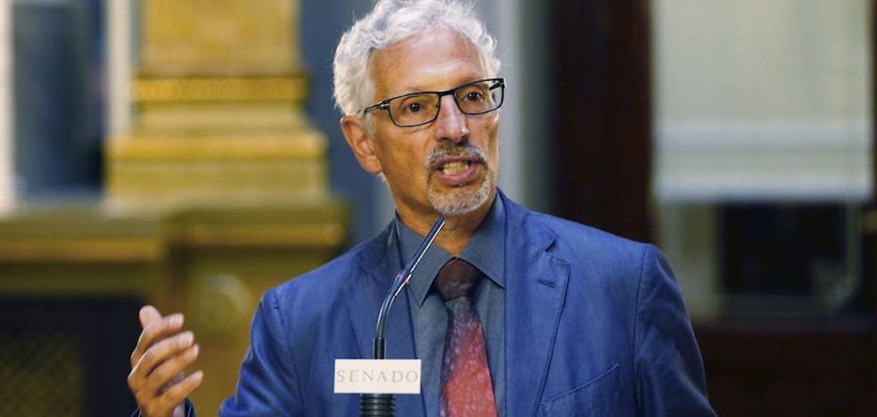El Supremo revoca la suspensión del juez independentista Santi Vidal «por falta de aptitud» constitucional