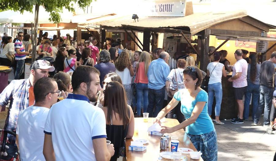 El TSJ anula la multa impuesta la Asociación de Hosteleros de Valladolid por el pincho de la feria de 2015