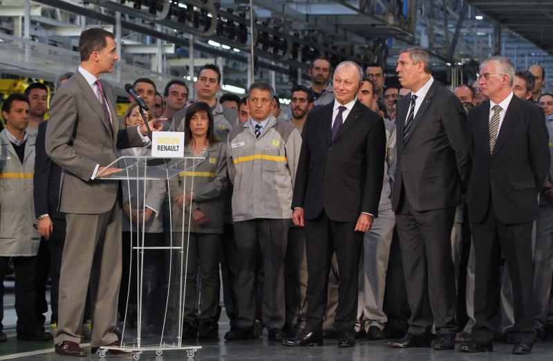 Renault remodela su comité ejecutivo y ratifica a De los Mozos