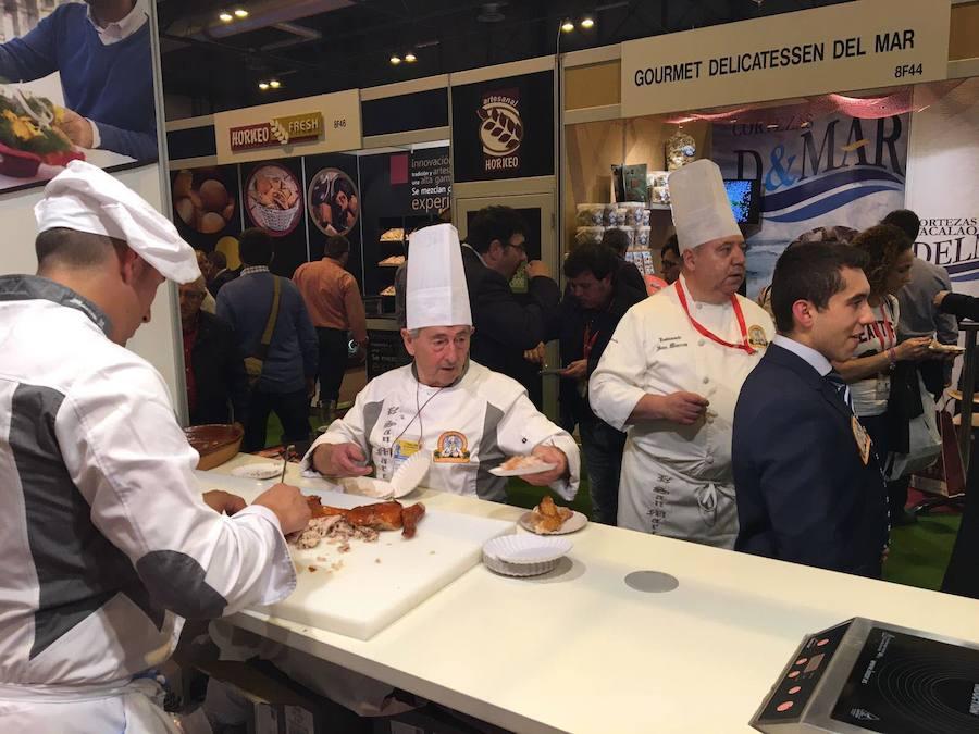 El stand de la Diputación de Soria en el Salón de Gourmets acogerá a 18 empresas del sector