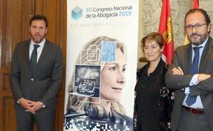 Más de 2.000 abogados y 250 ponentes harán a Valladolid «capital» de este sector en el Congreso Nacional en mayo