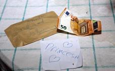 Un misterioso benefactor reparte sobres con dinero en el pueblo palentino de Villarramiel