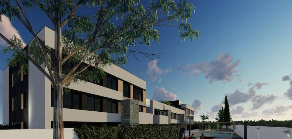 La fábrica de viviendas se pone en marcha