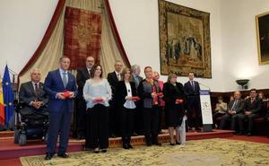Homenaje «obligado de memoria» y gratitud a las víctimas del terrorismo