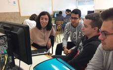 El colegio San Jerónimo de Alba prepara la acogida de alumnos de Alemania, Polonia, Francia y Bélgica en el mes de abril