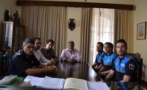 La selección de policías locales de Ciudad Rodrigo comenzará el lunes 18 y estará lista en una semana