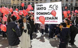 Uno de cada tres escolares de Palencia acude a un colegio religioso