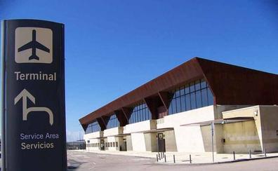 Matacán mantiene la tendencia negativa y es el único aeropuerto que pierde viajeros en toda Castilla y León