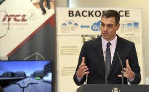Pedro Sánchez aboga en Burgos por «mejorar» la transferencia y la aplicación del conocimiento científico a las empresas