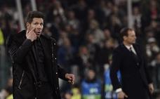 La inquebrantable fe al estilo engulle la aspiración del Atlético