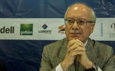 José Luis Feito: «La dinámica del gasto de pensiones es brutal, brutal»