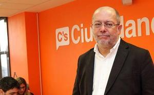 Igea planteó a Cs ir al juez si no se resolvía el problema de las primarias en Castilla y León