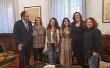 Las 'Boombashian', promotoras turísticas de Palencia