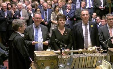 El Parlamento británico votará por tercera vez el Acuerdo de Salida
