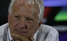 Muere Charlie Whiting, director de carrera de la Fórmula 1