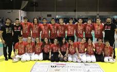 El Doryoku ultima su preparación de cara al Campeonato Autonómico infantil y cadete