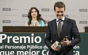 Pablo Casado califica en Valladolid la polémica sobre las adopciones de inmigrantes como «una posverdad»