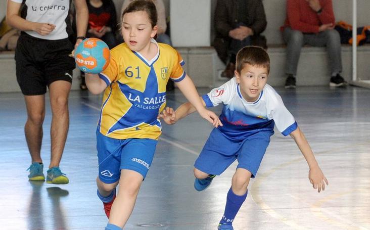 Deporte Base del 9 y 10 de marzo. Valladolid