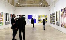 Exposición de Juan Navarro Baldeweg en el Museo Patio Herreriano de Valladolid