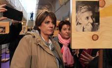La ministra de Justicia visita la exposición 'Pasos sin Tierra' y el Memorial Democrático en La Cárcel Centro de Creación