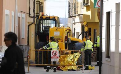 Fallece un vecino de Pesquera de Duero, en Valladolid, tras ser arrollado por una máquina de obra