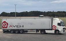 Roban un camión en una empresa de transportes de la localidad vallisoletana de Alcazarén