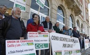 UCCL reclama en Palencia que la nueva PAC tenga una ayuda específica para los agricultores a título principal