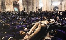 Exposición sobre la Semana Santa en Apulia (Italia)