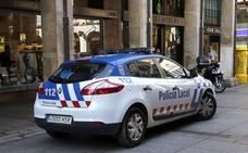 Discusión por un perro que intentó morder a una persona y a su hija en Palencia