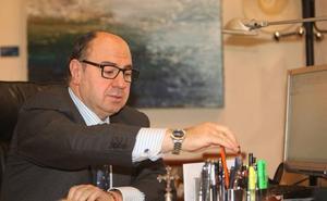 El expresidente de la Diputación de Palencia Enrique Martín deja el PP