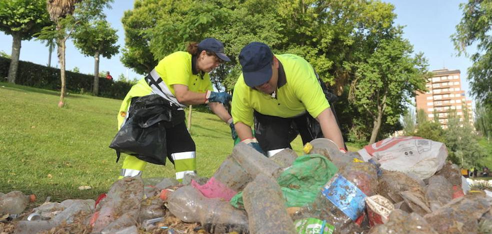 La suciedad de la ciudad emerge como segundo problema para los vecinos de Valladolid