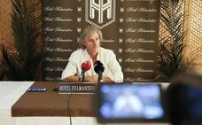 Aguirre elogia a su plantilla antes de viajar a Vigo y afirma que le gustaría «que renovasen todos»