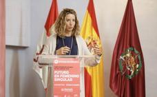 Alicia García encabeza la lista al Congreso por el PP en Ávila
