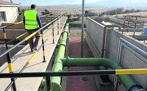 Las potabilizadoras de Segovia tratan 5,8 millones de metros cúbicos al año