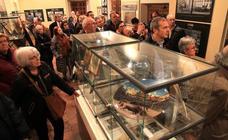Inauguración de la exposición 'Segovia Edad de Plata' en el museo Rodera-Robles