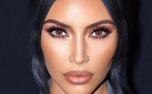 El radical cambio de 'look' de Kim Kardashian