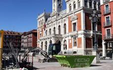 El Ayuntamiento de Valladolid desatascará este año 22 millones de inversión pendiente de 2018