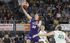 Chocolates Trapa Palencia 66 - 76 Real Betis