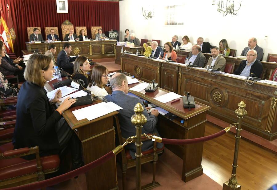 La Diputación de Valladolid avala el «equilibrio» entre educación pública y concertada