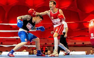 Milenio Boxeo Valladolid mantiene el liderato en la Cúpula