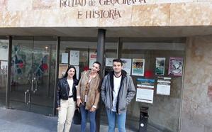 El colegio Misioneras de la Providencia de Salamanca, tercero en la olimpiada regional de Geografía