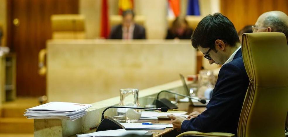 PSOE y Ganemos acercan posiciones con su rechazo frontal al nuevo presupuesto
