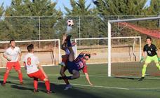 Todas las fotos del Santa Marta 0-3 Gimnástica Segoviana (2/2)