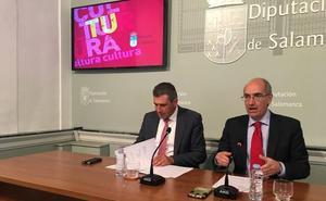 La Diputación financia con 400.000 euros actividades culturales en los municipios