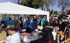 La Asociación Cultural La Ermita de Laguna de Duero organiza el Día de la Matanza