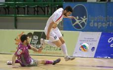 Naturpellet Segovia - Palma Futsal
